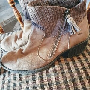"""""""BOC"""" READY FOR FALL ANKLE BOOTS"""